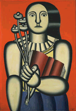 Leger_Woman_with_Book