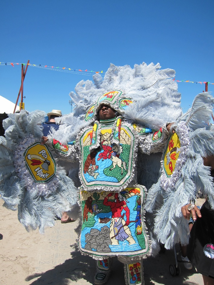 big chief costume