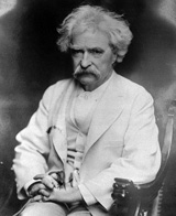Our Samuel Clemens, by Thomas Larson